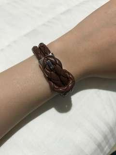 dark brown bracelet