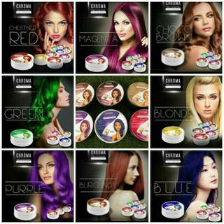 Hair Color Treatment