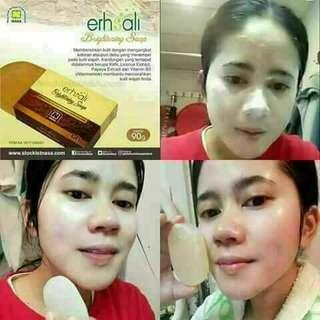 Erhsali Brightening Soap / Agen Nasa Bekasi 081381429926