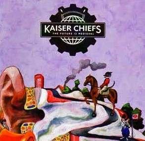 arthcd KAISER CHIEFS The Future Is Medieval CD