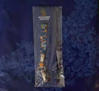 Brand New SINGAPORE AIRLINES Lanyard