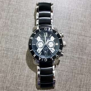 Bvlgari Men Watch