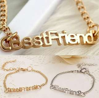 ON HAND BESTFRIEND BRACELET