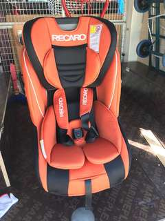 Recaro Start 07 car seat