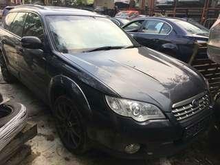 Subaru Legacy Outback SG