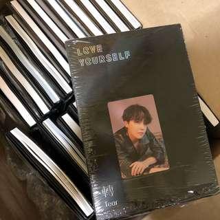 防彈少年團 BTS Album 小卡連專輯