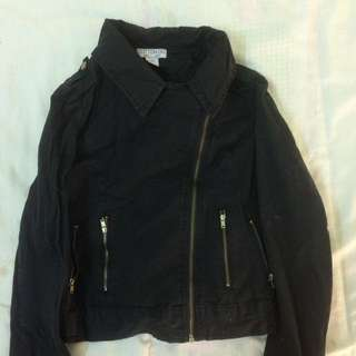 Cotton On Black Vintage Jacket