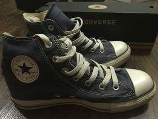 Converse Chuck Taylor Navy Blue All Star