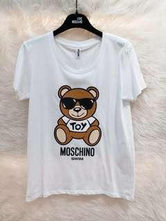 Moschino女装T恤S M L XL 特價