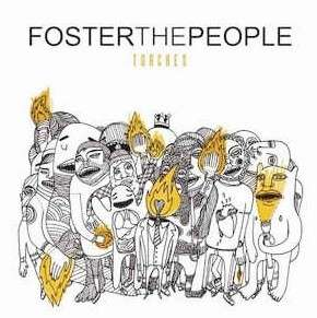 arthcd FOSTER THE PEOPLE Torches CD - Pumped Up Kids etc (Brand New Sealed)