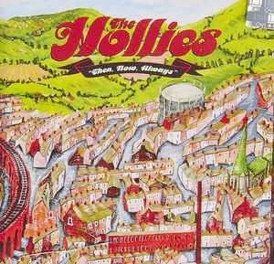 arthcd THE HOLLIES Then, Now, Always CD (Brand New Sealed)