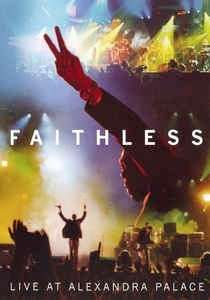 arthdvd FAITHLESS Live At Alexandra Palace DVD