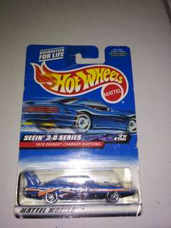 Hot Wheels Dodge Charger Daytona