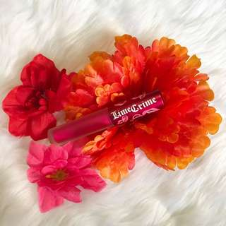 Limecrime Lipstick