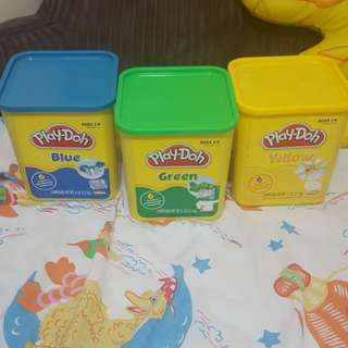 Brandnew 6pounds large play doh