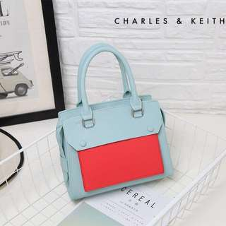 Charles & Keith Button Flap