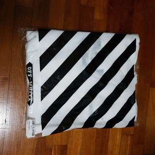 """Off-White """"For All"""" """"02"""" Caravaggio Hoodie"""