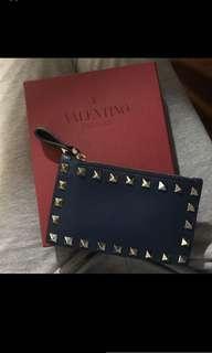 Valentino Card Holder coins bag wallet 散子包卡片套 小銀包 全新 正品 可面交 任check