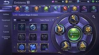 Mobile Legends (iOS) Legend Rank