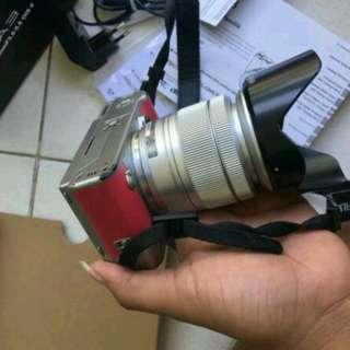 Fujifilm XA-3 Pink Mulus