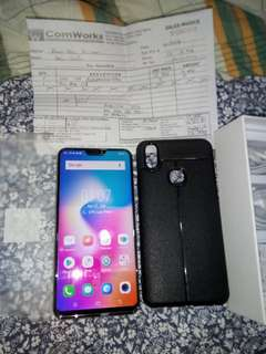 Almost Brandnew Vivo V9 Gold 64GB Complete withReceipt and Warranty