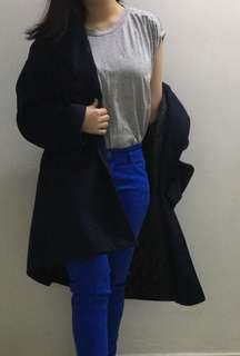 Korean Winter Trench Coat