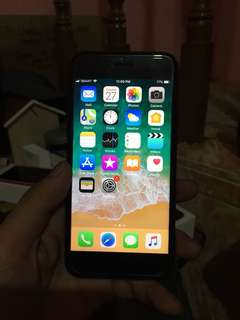 Iphone 7 32gb FU Mattblack Not Refurbished Personal Used