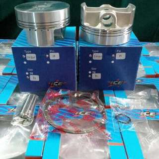 Piston ice forged suzuki f150 (71/72-pin15)