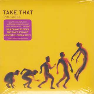 Take That: <Progress> 2010 CD (Brand New)