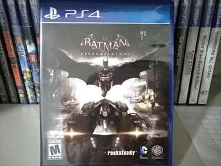 PS4 - Batman: Arkham Knight