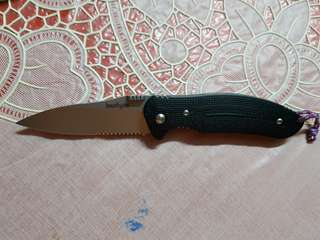 Kershaw Nerve Serrated
