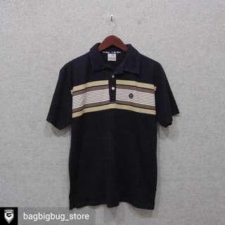 DA HUI Hawaii Poloshirt -Size: L