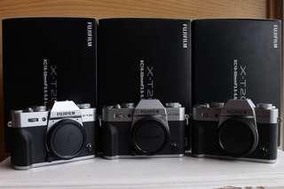 Fujifilm XT20 with 16-50mm kit lens
