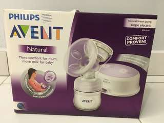 Philip Avent Single Electric Breast Pump