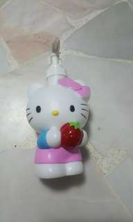 hello kitty suitable for empty bottle..hand or shampoo use