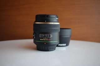 Pentax 55mm 1.4