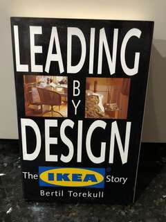 Mint Condition IKEA Sweden Home Decor Furniture History Design Story Book (Very Rare)