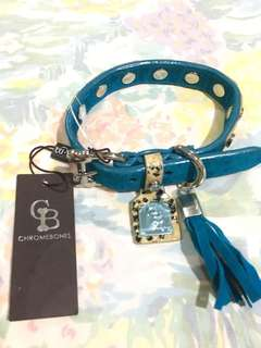 Original Chromebones Dog Collar - Small