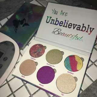 Fantasy love eyeshadow