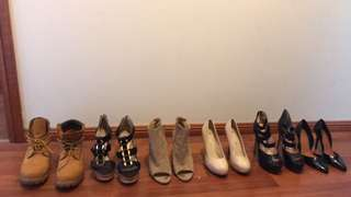 High end shoes