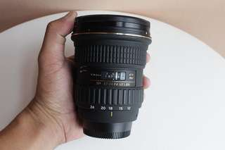 Tokina 12-24mm f4 Nikon Mount