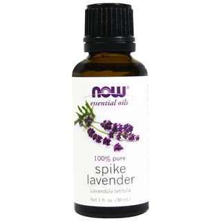 Spike lavender 30ml nows food essential oil