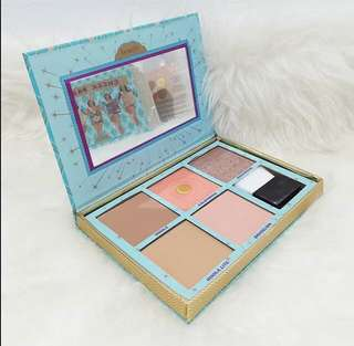 BENEFIT BLUSH CHEEK PARADE