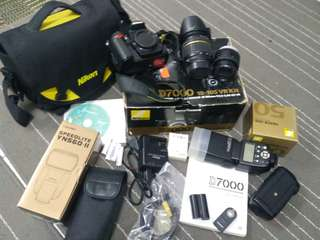 D7000 full set nego until letgo