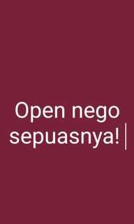 Open nego