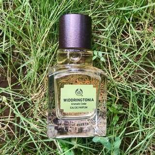 The Bodyshop Widdringtonia Eau De Parfum - 50ml