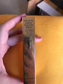 全新YSL #6 Liquid Colour Balm
