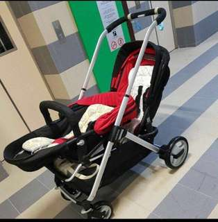 Goodbaby Double Stroller