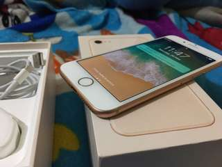 iPhone 8 256GB Factory Unlocked.