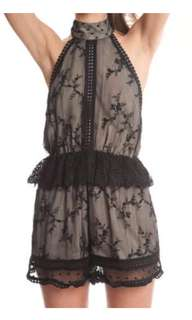 Zimmermann backless playsuit s8